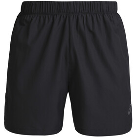 "asics Cool 2-N-1 5"" Shorts Men performance black"